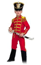 Детский костюм красного гусара