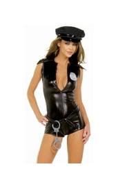 Костюм сексуальной полицейской