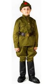 Детский костюм мальчика Буденовца