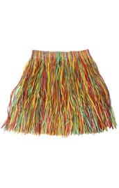Гавайская разноцветная юбка