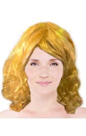 Мелированный парик блондинки