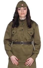 Женская военная гимнастерка