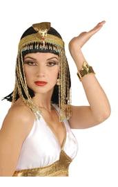 Головной убор египетской царицы