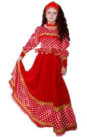 Детский народный костюм Любава