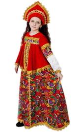 Детский костюм Боярыни