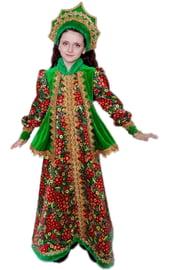 Детский костюм Сударыни хохлома