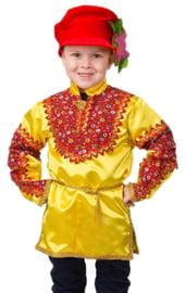 Детский народный костюм Мирослав