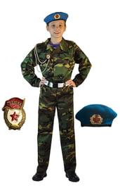 Детский костюм Десантника ВДВ