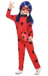 Детский костюм Леди Баг из мультика