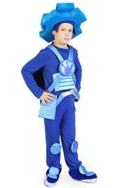 Детский костюм Фиксика Нолика синий
