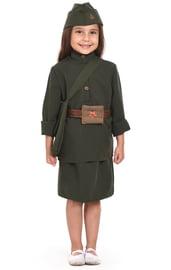 Детский костюм армейской медсестры