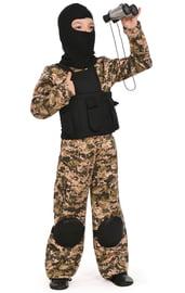 Детский костюм бойца Спецназа