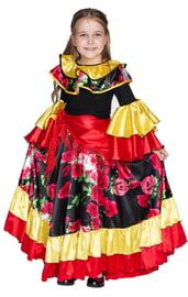 Детский костюм Красавицы цыганки