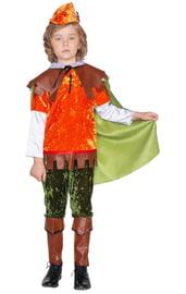 Детский костюм доброго Робина Гуда