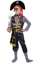 Детский костюм Пиратского Разбойника