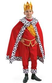 Детский костюм величественного Короля