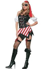 Костюм восхитительной пиратки