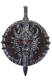 Дьявольский щит с мечом