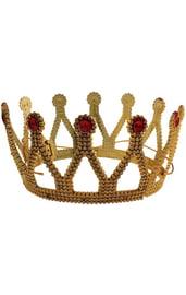 Корона принцессы с камушками