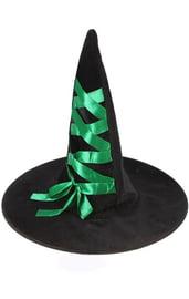 Шляпа ведьмочки с завязками