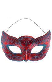 Красная маска Загадка