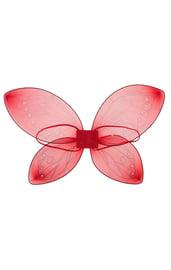 Красные детские крылья