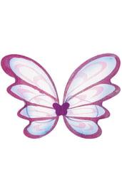 Фиолетовые детские крылья
