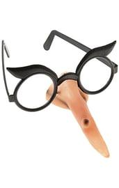 Очки-маска ведьмы