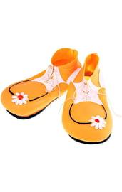 Желтые ботинки клоуна