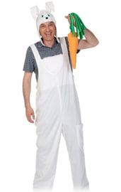 Взрослый карнавальный костюм зайца