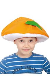 Детская шапка Гриб Подосиновик