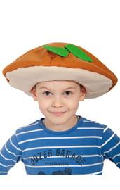 Детская шапка Гриб Подберезовик