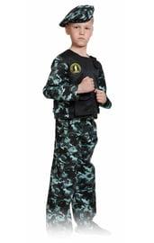Детский костюм Спецназовец