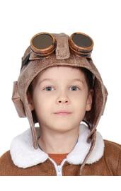 Детский шлем полярного летчика