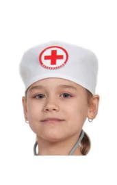 Детская медицинская шапочка