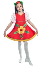 Детский народный костюм для девочек