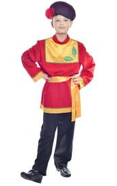 Детский народный костюм для мальчиков