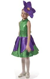 Детский костюм Фиалки