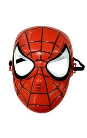 Красная маска Человека-паука