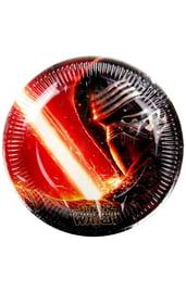 Бумажные тарелки Звездные войны 8 шт