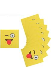 Бумажные салфетки Смайлик 20 шт