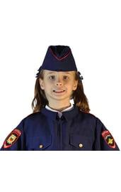Детская пилотка МВД