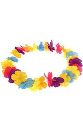 Гавайское ожерелье Цветочки
