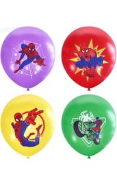 Латексные шары Человек Паук 25 шт