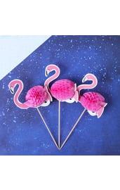 Шпажки Фламинго 6 шт