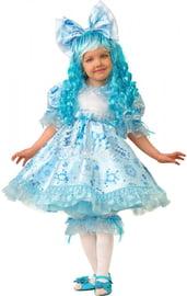 Детский костюм милой девочки Мальвины