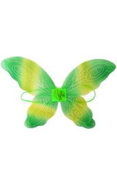 Детские желто-зеленые крылья