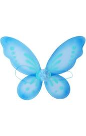 Детские голубые крылья