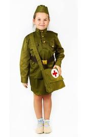 Детский костюм военной санитарки