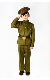 Детский костюм сержанта lux